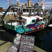 More arts boats? ArtsHalifax will decide.
