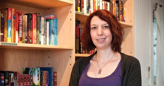 Morgan Dambergs, Orphan Books - BIANCA MÜLLER