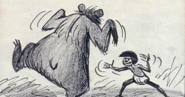 Mowgli and Ballo - BILL PEET