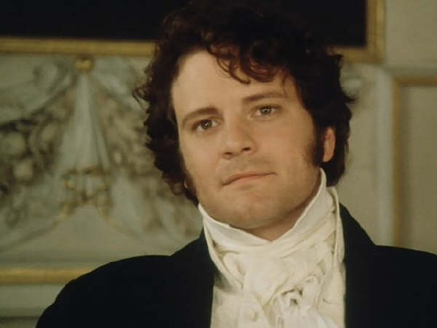 Mr. Darcy may not appear exactly as shown