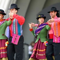 Multicultural Festival takes a leap