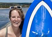 My summer: Beth Amiro, enterprising surfer