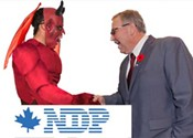 NDP giving SAP to IBM: a deal with the devil