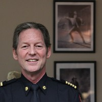 New fire chief Doug Trussler takes the reins