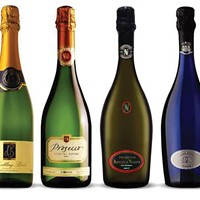New Years' bubbly drinks checklist