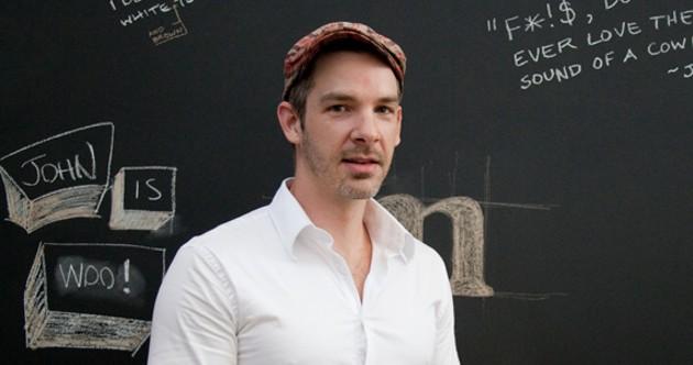 NSCAD grad Jody Burry, Fogo Creative co-owner and communication designer. - KRISTA LEGER