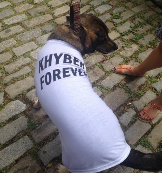 @NSLCPunk - FELIX SUPPORTS THE KHYBER.