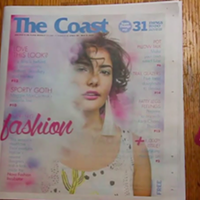 1,000 issues of The Coast
