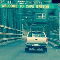 Obligatory causeway pic