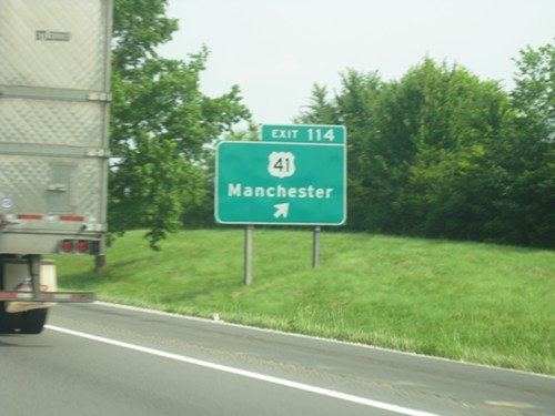 obligatory road sign photo