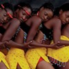 Bhowesa Nkazana (You Go Girl)