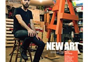 Our 2015 New Art issue is here