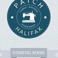 Patch Halifax—sew good