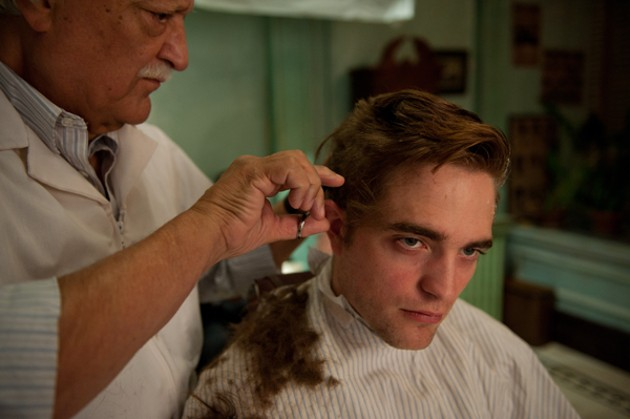 Pattinson's razor sharp in Cosmopolis