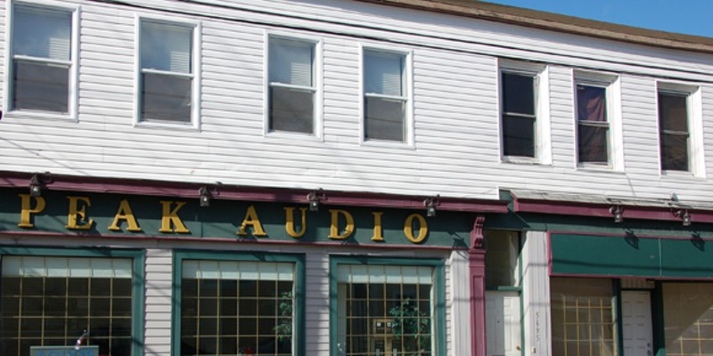 Peak Audio wins Gold in The Coast Best of Halifax