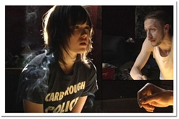 Pieces of Page Ellen Page and Max McCabe Lokos in The Tracey Fragments.