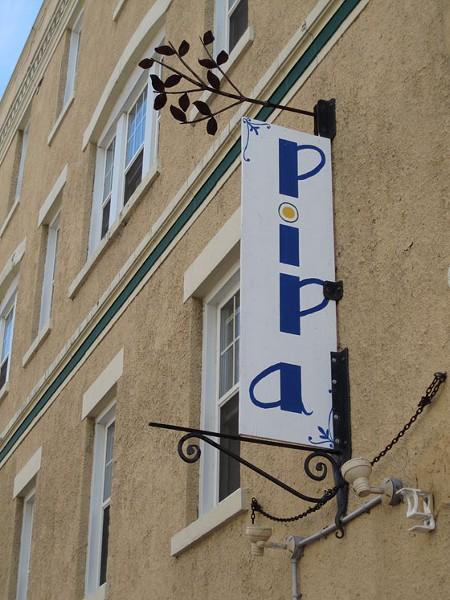 Pipa parts ways