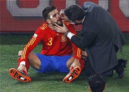 Pique - Just another day in the office.