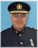Police chief Frank Beazley
