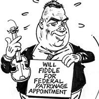 Premier Rodney MacDonald's demise