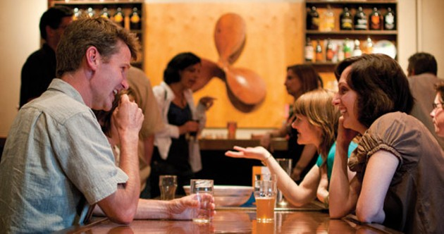 Propeller Brewery runs summer tours nightly for 10 or more people. - KRISTA COMEAU