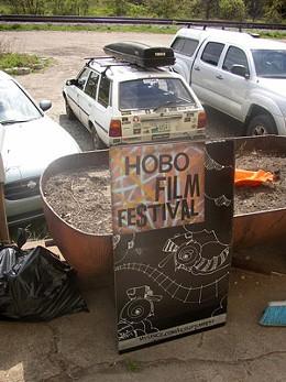 Rail riders The Hobo Film Festival brings vagrancy and cinema into focus Saturday.
