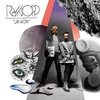 Röyksopp go decidedly upbeat