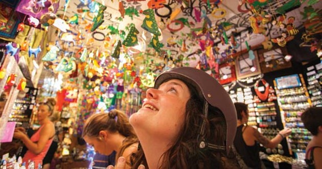 Rare and cool places abound at The Black Market - SCOTT BLACKBURN