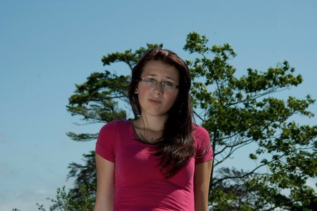 Rehtaeh Parsons, from a Facebook page set up to memorialize her.