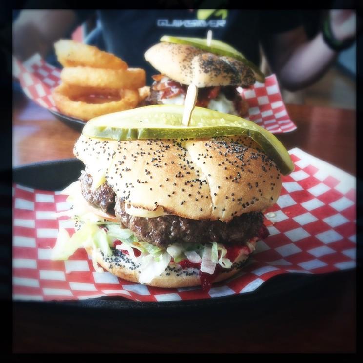 Relish Gourmet Burgers, Halifax Nova Scotia