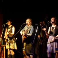Review: The Good Lovelies at the Company House