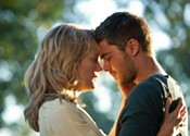 Reviewer not <i>The Lucky One</i>