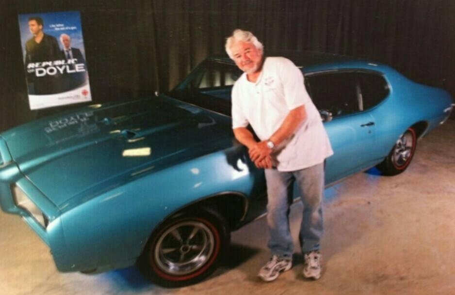 Richard and the GTO