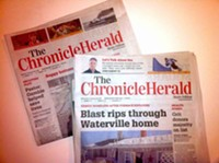 How is the <i>Chronicle Herald</i> still printing?