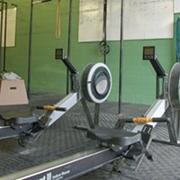 Row, row, row your fitness boat at CrossFit Kinetics.