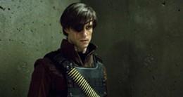 Rowe as Deadshot.