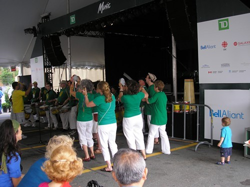 Samba: choice of the new(est) generation
