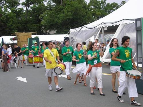 Samba Nova marches to its own drumbeat