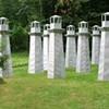 Sandy Graham's lighthouses picked as public art winner
