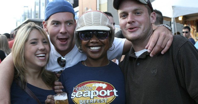 Seaport Beer Festival (August 8-9)