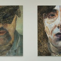 """See Marion Wagschal's """"Carnival"""" at the Art Gallery of Nova Scotia."""