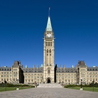 Shooting on Parliament Hill