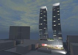 Skye Halifax proposal, 2012.
