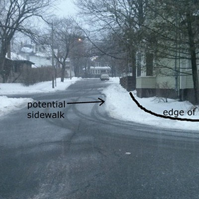 Sneckdowns in Halifax