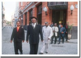 Starry guys The Afro-Cuban All Stars bring their upbeat, highly danceable music back to Halifax.