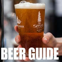 Tap into 2015's Beer Guide