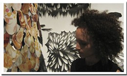Tearing up Lucie Chan's latest exhibition opens at the AGNS this week.