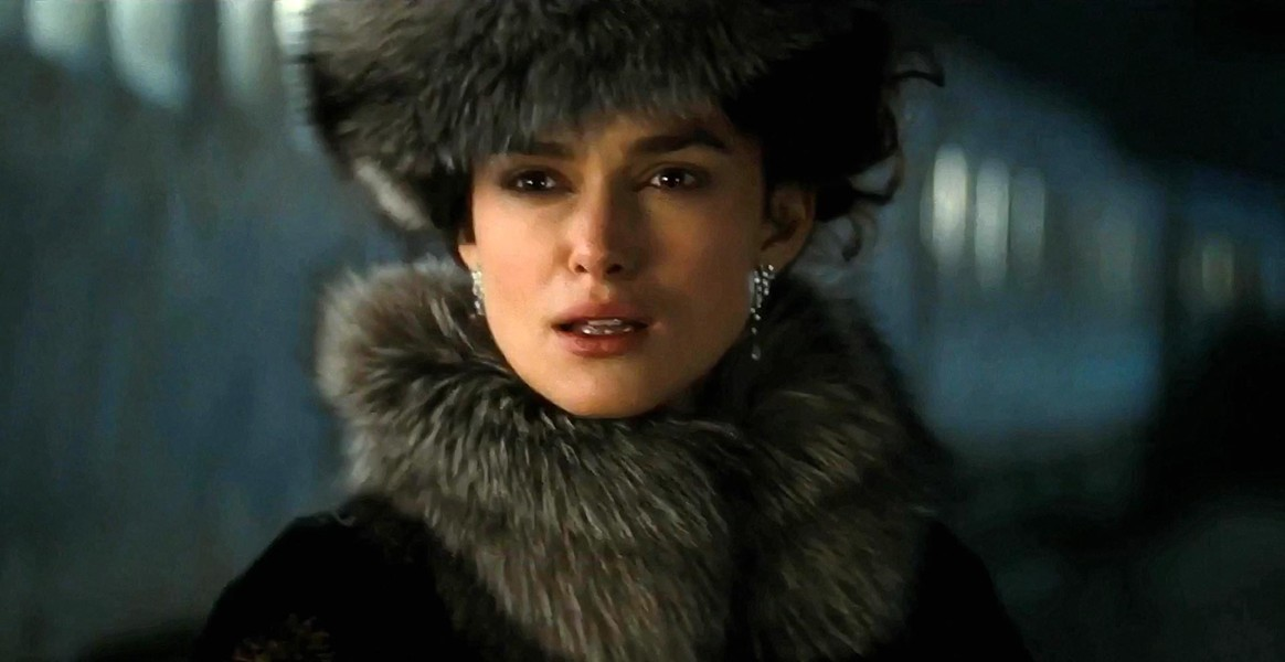 Thanks Anna Karenina for the impeccable winter style suggestion.