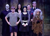 <i>The Addams Family</i>'s deliciously death-obsessed