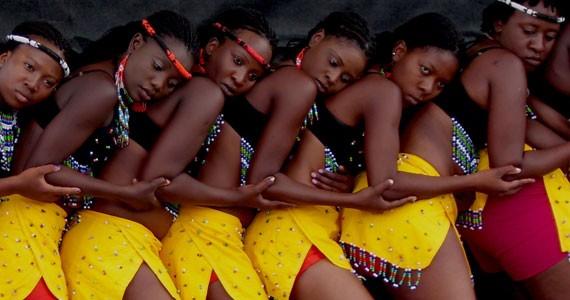 The African dance musical Bhowesa Kkazana (You Go Girl) lights up the Sir James Dunn this week.